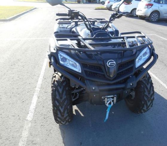 Quad sf moto 450