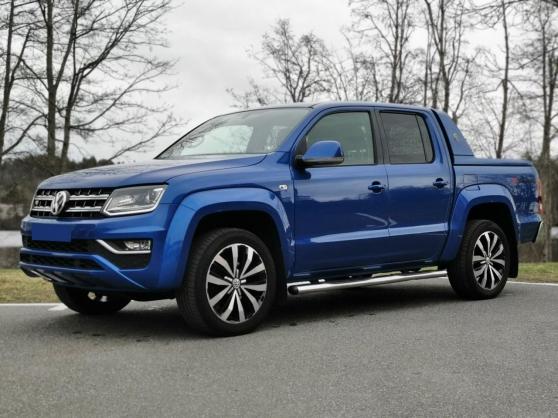 Annonce occasion, vente ou achat 'Volkswagen Amarok Aventura V6 - 4 motion'