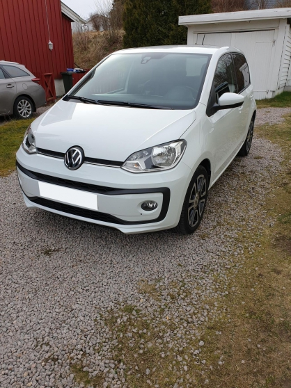 Annonce occasion, vente ou achat 'Volkswagen Up 1.0 60 Take Up'
