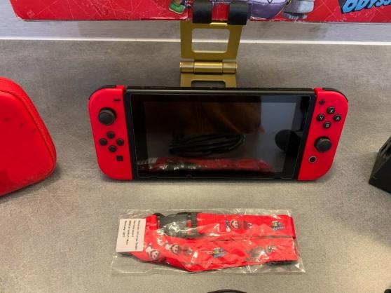 Annonce occasion, vente ou achat 'Nintendo Switch édition limitée'