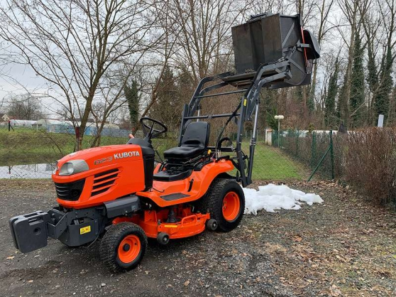 Annonce occasion, vente ou achat 'Kubota G23'