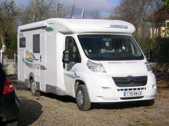A saisir camping car