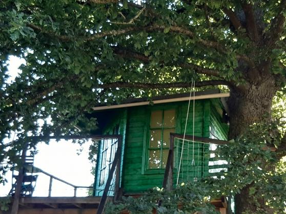 Annonce occasion, vente ou achat '2 cabanes dans les arbres'
