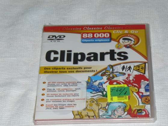 Cliparts DVD
