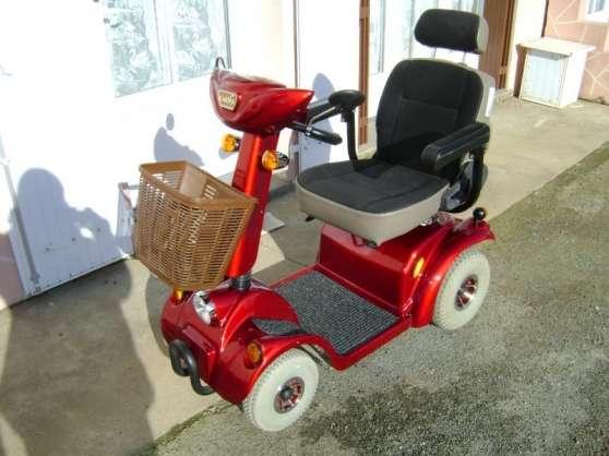 Scooter électrique pour handicape