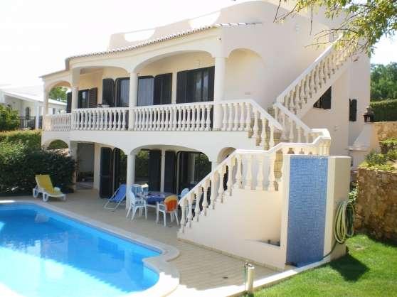 Location avec piscine au sud du Portugal