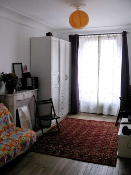 Coeur PARIS Chambre 14m2 WIFI phone TV