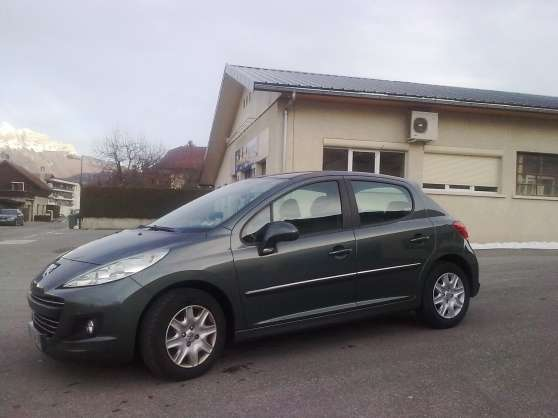 Voitures peugeot 207 occasion annecy france - Voiture occasion annecy garage ...