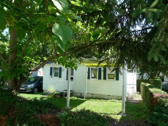 location mobile home 4/6 places