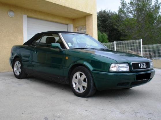 Audi 80 iv cabriolet 1.9 tdi