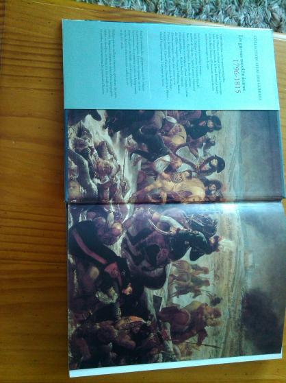 Annonce occasion, vente ou achat 'Atlas Des Guerres Napoleoniennes 1796-18'