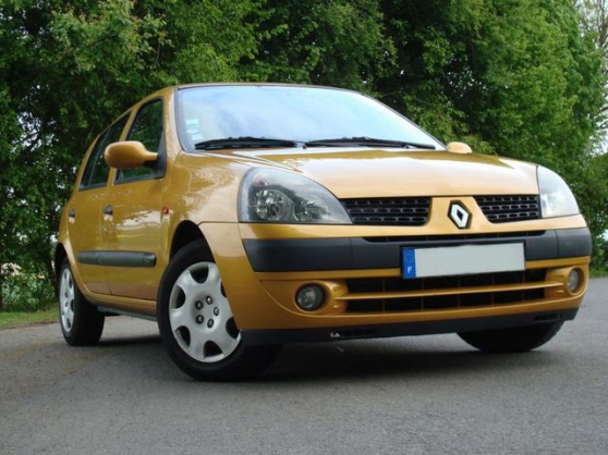 Renault Clio ii (2) 1.5 dci 65 expressio