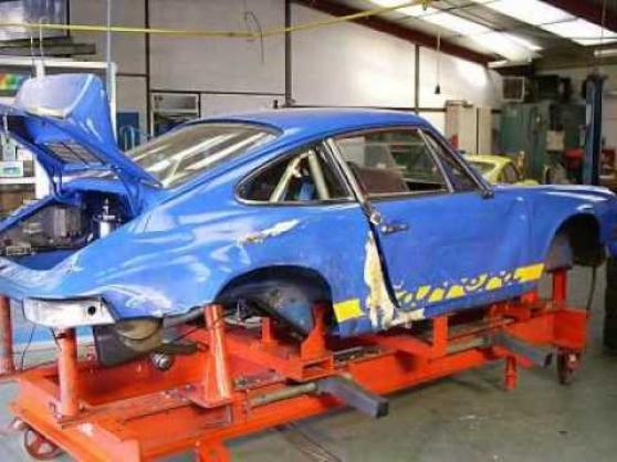 Annonce occasion, vente ou achat 'Restauration carrosserie mécanique'