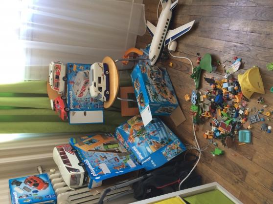 Annonce occasion, vente ou achat 'Lot playmobil'