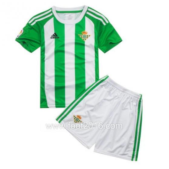 Real Betis Balompié 2016-2017 enfants