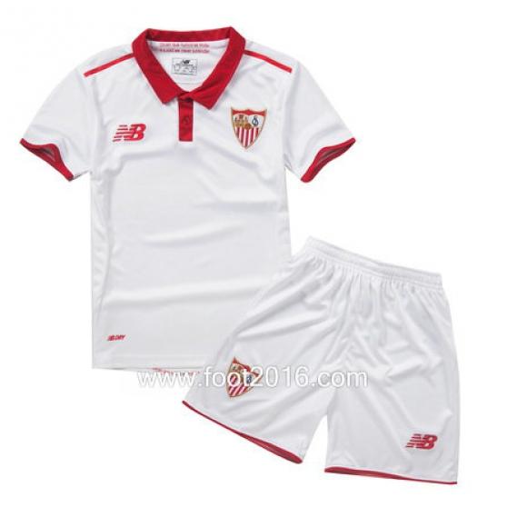 maillot de Sevilla 2016-2017 enfants
