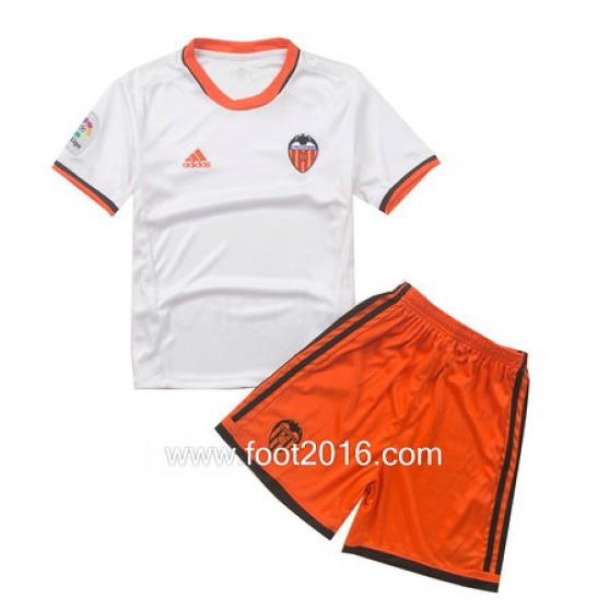 maillot de Valencia 2016-2017 enfants