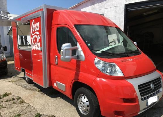 camion magasin food truck snack al s auto utilitaires al s reference aut uti cam petite. Black Bedroom Furniture Sets. Home Design Ideas