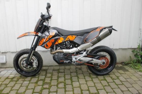 KTM SMC 690 2010 13200 KMS