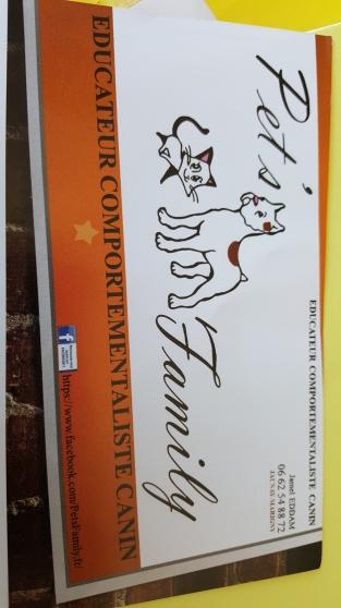 educateur comportementaliste canin - Annonce gratuite marche.fr