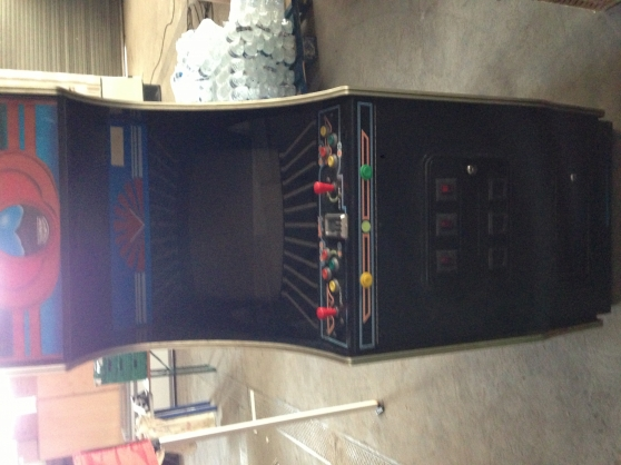 Borne Arcade WDK
