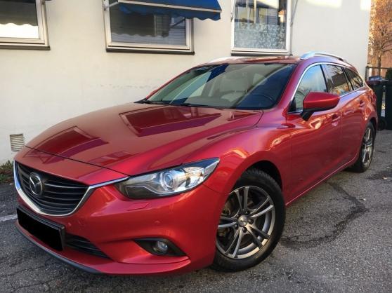 Mazda 6 OPTIUMUM / 175HK