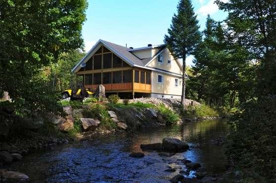 Le Montagnais, Mandeville, Québec,Canada