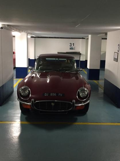Jaguar E Type Serie 3 V12