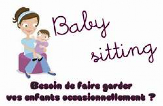 Annonce occasion, vente ou achat 'Baby-sitting.'