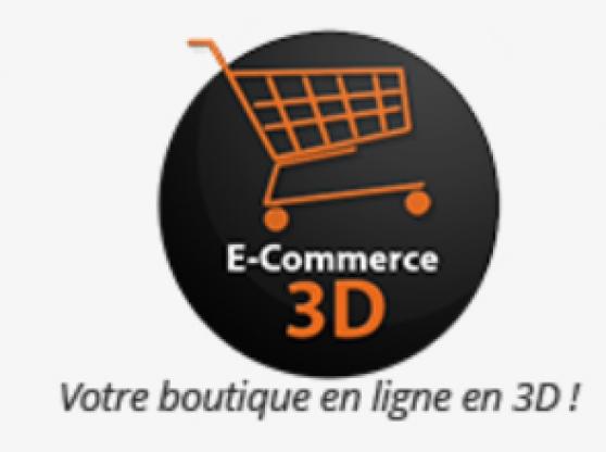 Votre boutique en ligne en 3D !