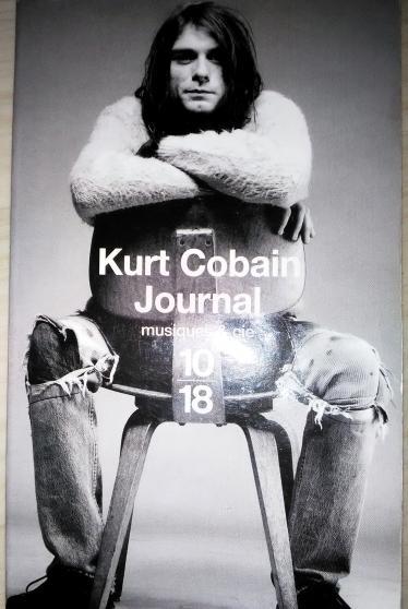"""Journal"" de Kurt Cobain (Nirvana)"