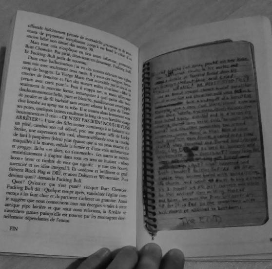 "\""Journal\"" de Kurt Cobain (Nirvana) - Photo 3"