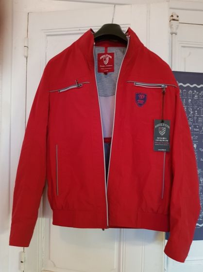 Blouson rugby - Photo 1