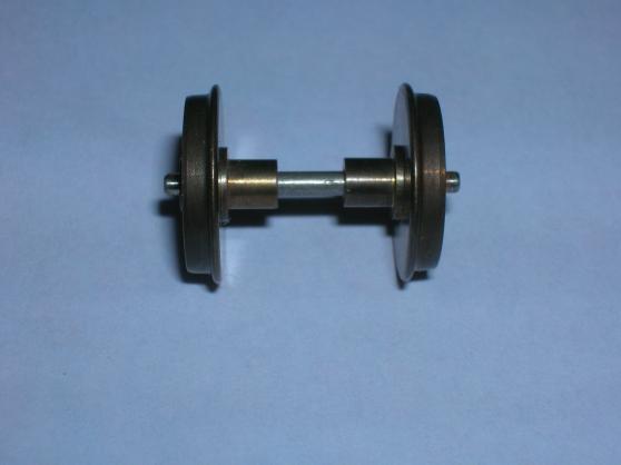 Jouef KIT de 4 essieux pour BB67407 - Photo 2