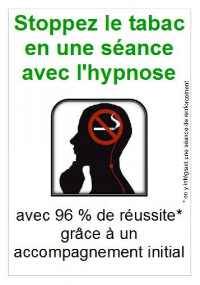 arrêt de tabac avec l'hypnose à besançon - Annonce gratuite marche.fr