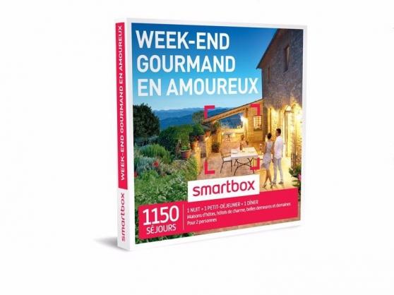 Annonce occasion, vente ou achat 'SMARTBOX - Week-end Gourmand en Amoureux'