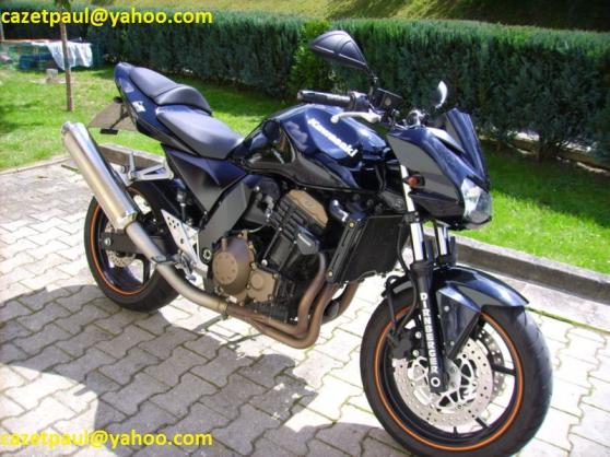 Kawasaki Z 750 Black Edition Sportive