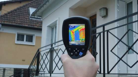 Annonce occasion, vente ou achat 'Diagnostic Audit en Thermographie infrar'