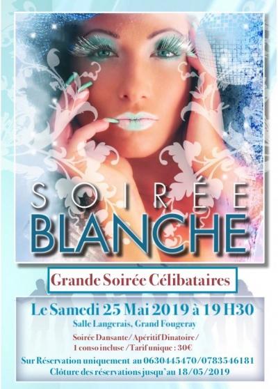 Annonce occasion, vente ou achat 'Soirée Célibataires Grand Fougeray'