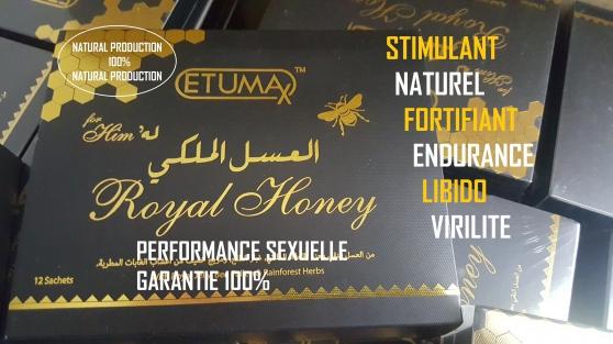Annonce occasion, vente ou achat 'Miel royal 100%naturel'