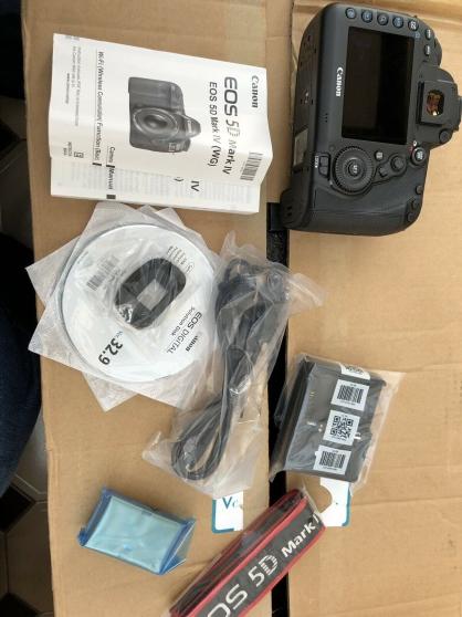 Canon EOS 5D Mark IV DSLR Caméra