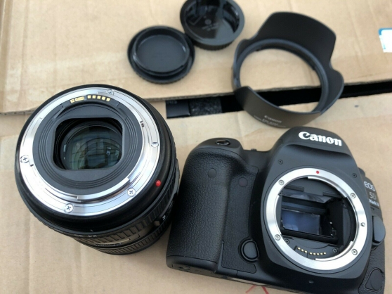Canon EOS 5D Mark IV DSLR Caméra - Photo 2
