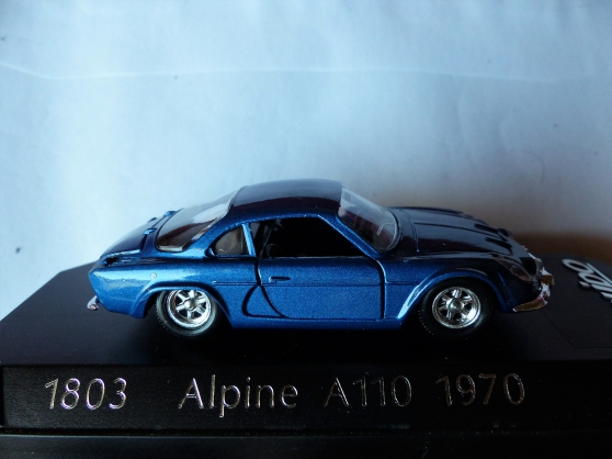renault espace et alpine a110 solido - Photo 3