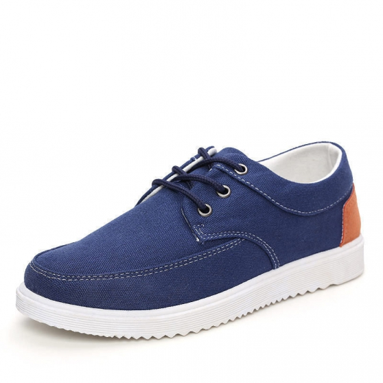 Mode Toile Sports Chaussures Homme Casua