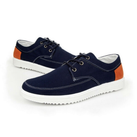 Mode Toile Sports Chaussures Homme Casua - Photo 3