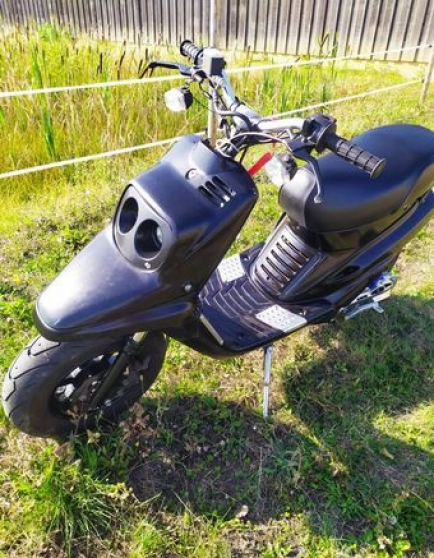 Scooter MBK Booster Spirit tout ok