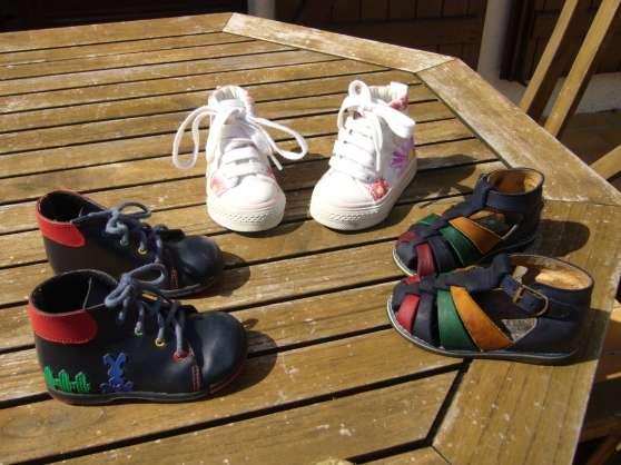 chaussures fille taille 20 - Annonce gratuite marche.fr
