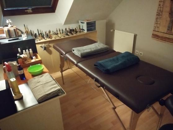 Massage érotique. Satisfaction guarantie