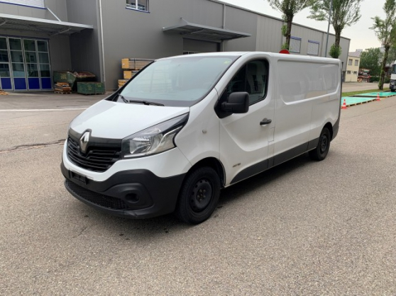 Annonce occasion, vente ou achat 'RENAULT Trafic 1.6 dCi 115 2.9t'