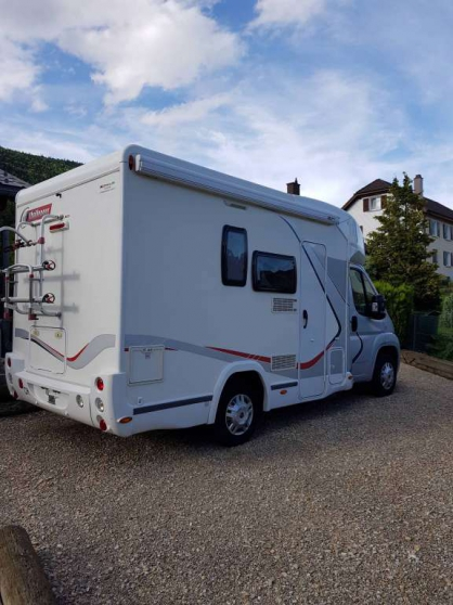 Annonce occasion, vente ou achat 'Camping-car Challenger Genesis 195'